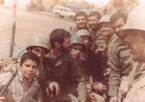 خاطرات جبهه علی اکبر جلالی پندری