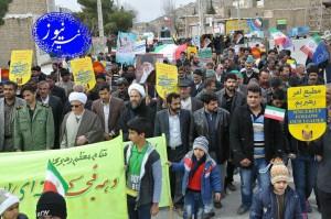22 بهمن ماه در شهرستان نیر