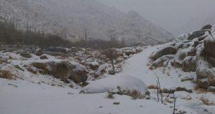 برف پندر
